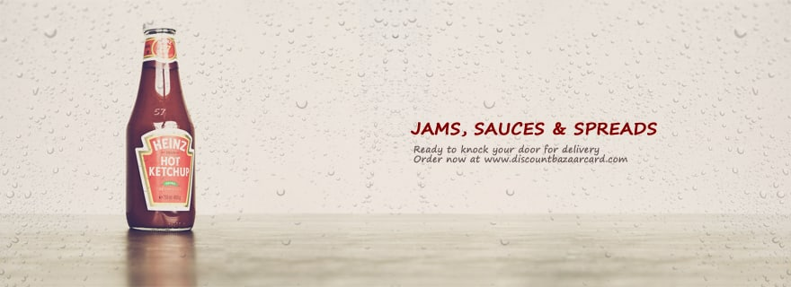 Jams, Sauces & Spreads