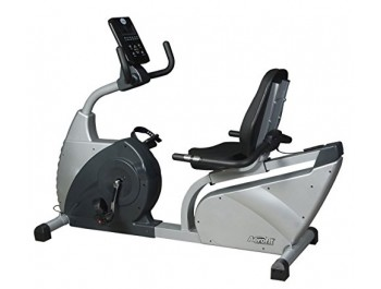 Aerofit Recumbent Bike with Single Window Computerized Console Display HF951