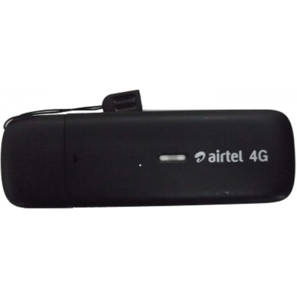 Airtel ZTE MF70 Data Card(White) Rs 2,499 00