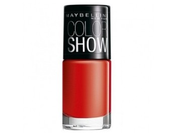 Maybelline Color Show Nail Color - Keep Up The Flame (0215), 6 Ml