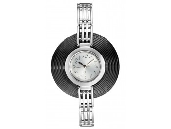 Titan Purple Analog Silver Dial Women'S Watch 2504sm01
