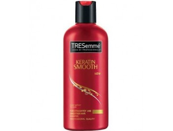 Tresemme Shampoo - Keratin Straighter And Smoother, 90 Ml